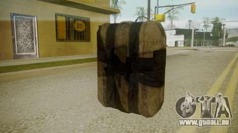 Atmosphere Satchel v4.3 für GTA San Andreas zweiten Screenshot