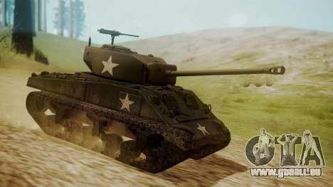 M4A3(76)W Sherman für GTA San Andreas