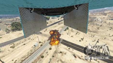 GTA 5 Carpet Bomber troisième capture d'écran
