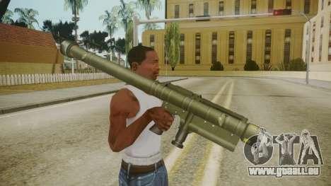 Atmosphere Stinger v4.3 pour GTA San Andreas troisième écran
