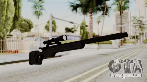 Rifle from RE6 für GTA San Andreas
