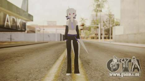 Project Diva Dreamy Theater - Yowane Haku für GTA San Andreas zweiten Screenshot