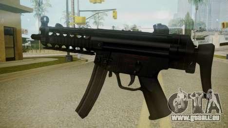 Atmosphere MP5 v4.3 für GTA San Andreas zweiten Screenshot