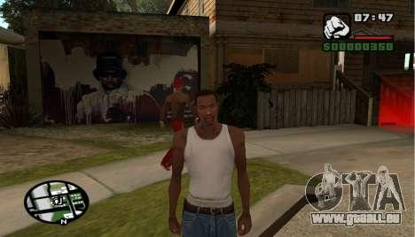 Hip Hop Loadscreens pour GTA San Andreas septième écran