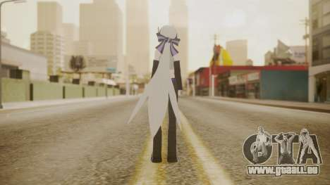 Project Diva Dreamy Theater - Yowane Haku für GTA San Andreas dritten Screenshot