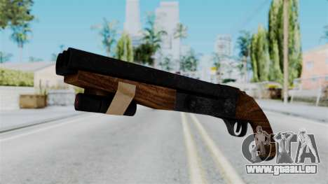 Sawnoff Shotgun from RE6 pour GTA San Andreas