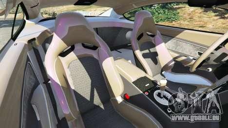 Bentley Continental Supersports [Beta] für GTA 5