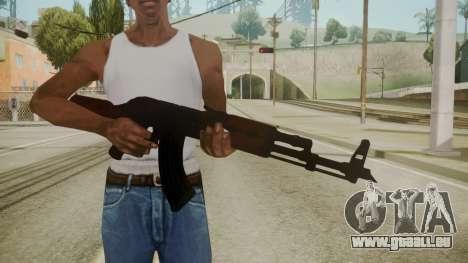 Atmosphere AK-47 v4.3 für GTA San Andreas dritten Screenshot