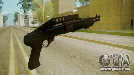 Atmosphere Combat Shotgun v4.3 für GTA San Andreas zweiten Screenshot
