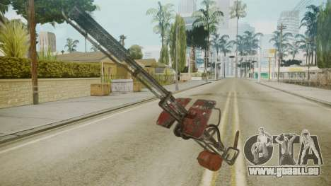 Atmosphere Flame Thrower v4.3 pour GTA San Andreas