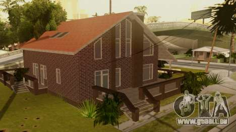 New Ryder House für GTA San Andreas