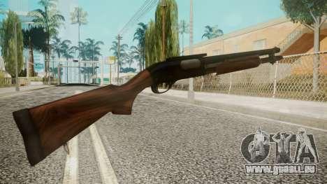 Shotgun by EmiKiller pour GTA San Andreas deuxième écran