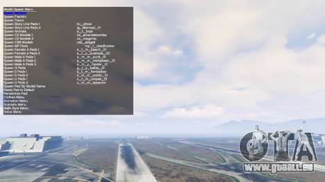 Simple Trainer v2.4 für GTA 5