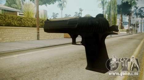 Atmosphere Desert Eagle v4.3 für GTA San Andreas zweiten Screenshot