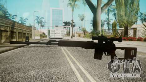 Sniper Rifle by EmiKiller für GTA San Andreas