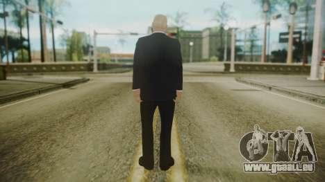Wmyboun HD pour GTA San Andreas troisième écran