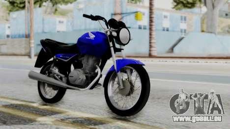 Honda CG Titan 2014 pour GTA San Andreas