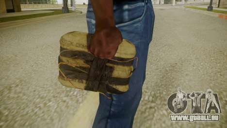Atmosphere Satchel v4.3 für GTA San Andreas dritten Screenshot