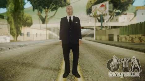 Wmyboun HD pour GTA San Andreas deuxième écran