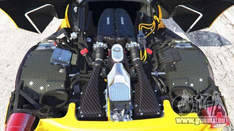 GTA 5 Ferrari LaFerrari 2015 Rückansicht