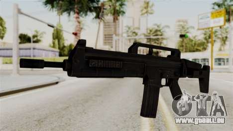 M4 from RE6 für GTA San Andreas