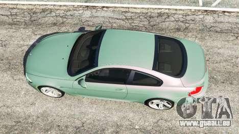 BMW M6 (E63) Tunable für GTA 5