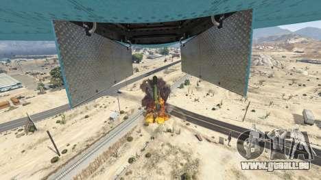 Carpet Bomber für GTA 5