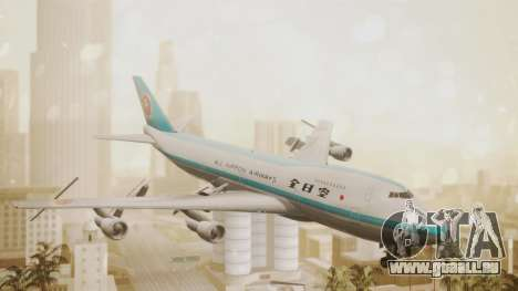 Boeing 747-100 All Nippon Airways für GTA San Andreas
