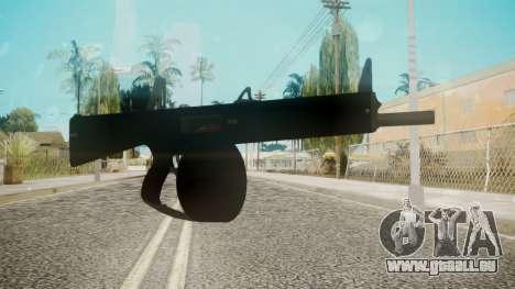 Combat Shotgun by EmiKiller für GTA San Andreas