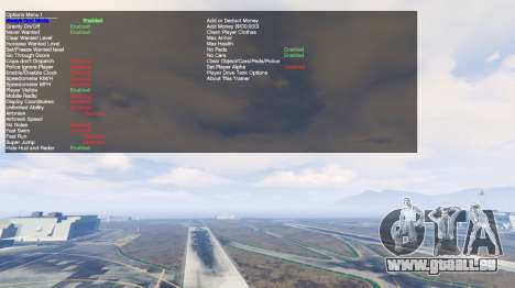 GTA 5 Simple Trainer v2.4