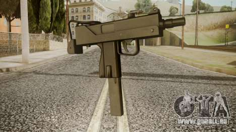 Micro SMG by catfromnesbox pour GTA San Andreas