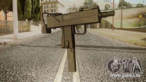 Micro SMG by catfromnesbox für GTA San Andreas