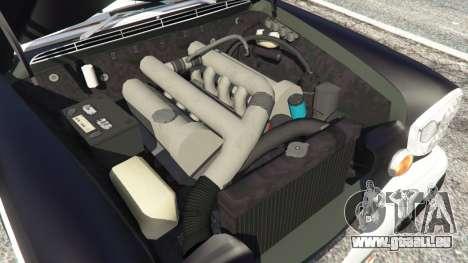 Mercedes-Benz 300SEL 6.3 v1.2.3 pour GTA 5