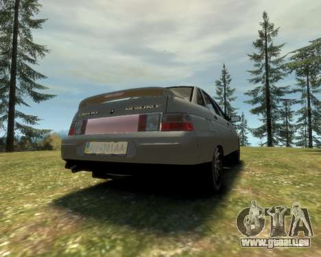 VAZ 21103 v1.1 für GTA 4 linke Ansicht