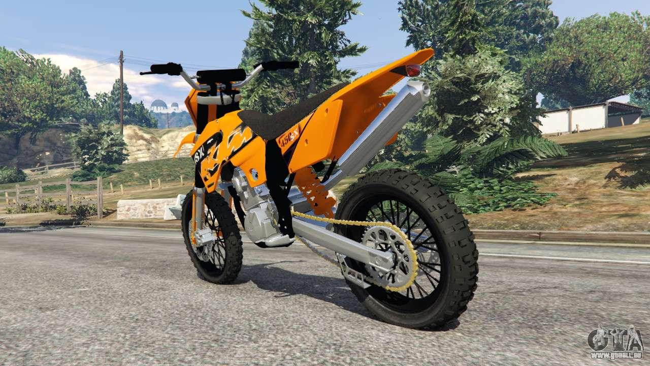 motocross gta 5