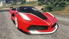 Ferrari FXX-K 2015