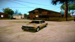 BMW 735il E32 1992