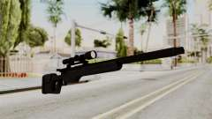 Rifle from RE6