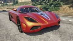 Koenigsegg Agera v0.8.5 [Early Beta]