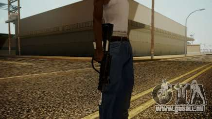 Famas Battlefield 3 für GTA San Andreas