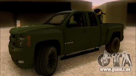 Chevrolet Silverado 2500 Best Edition für GTA San Andreas