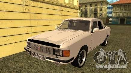 GAZ Volga 3102 pour GTA San Andreas