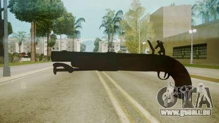 Atmosphere Sawnoff Shotgun v4.3 für GTA San Andreas