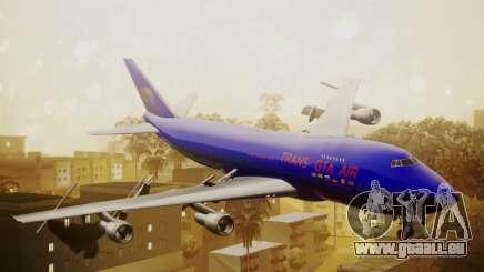 Boeing 747-200 Trans GTA Air für GTA San Andreas