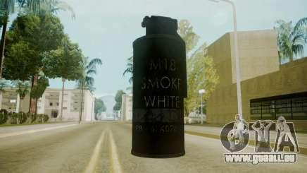 Atmosphere Tear Gas v4.3 pour GTA San Andreas