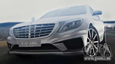 Mercedes-Benz W222 S63 AMG für GTA San Andreas