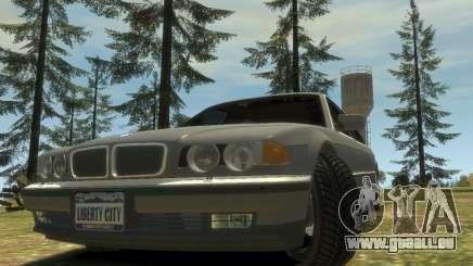 BMW L7 (750IL E38) 2001 für GTA 4