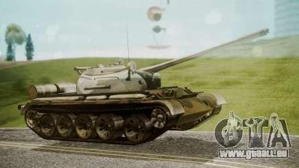 T-55 für GTA San Andreas