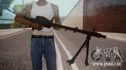 MG-34 Red Orchestra 2 Heroes of Stalingrad für GTA San Andreas