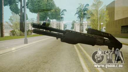 Atmosphere Combat Shotgun v4.3 pour GTA San Andreas